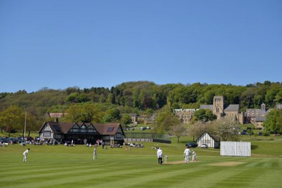Ampleforth College | Sports | Dickinson britische Internatsberatung