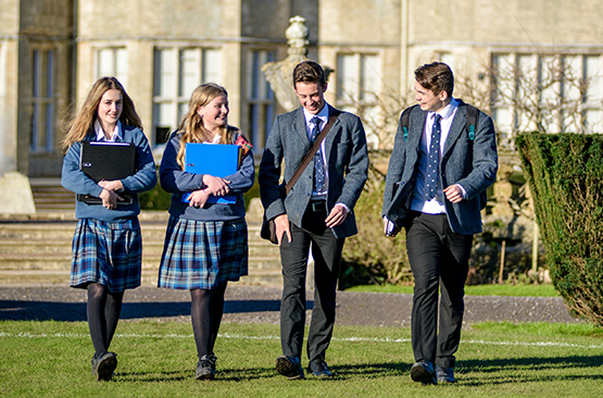 Canford School | Internatsunterbringung | Dickinson britische Internatsberatung