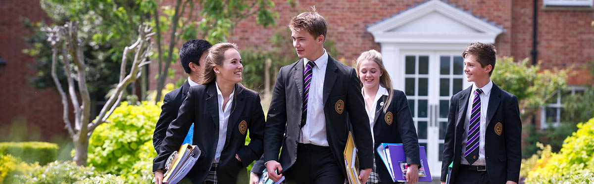 Oakham School | Dickinson britische Internatsberatung