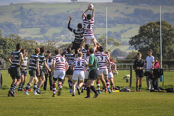Stonyhurst College | Sports | Dickinson britische Internatsberatung