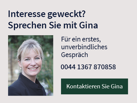 Interested? Speak to Gina